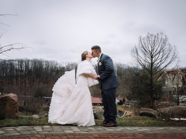 Jacqueline and Giovanni's Wedding in Fogelsville, Pennsylvania 3