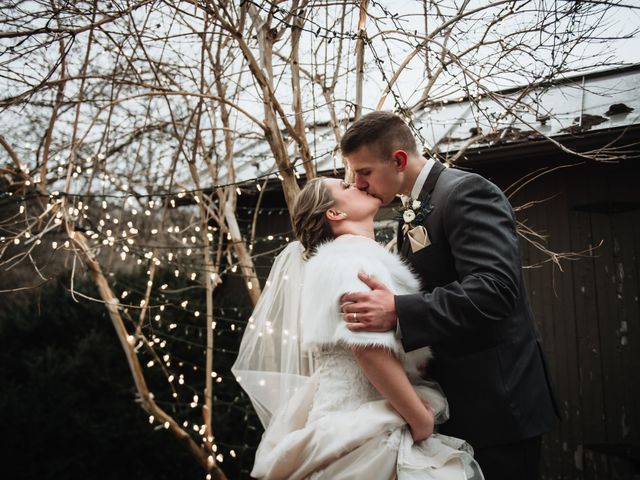 Jacqueline and Giovanni's Wedding in Fogelsville, Pennsylvania 4