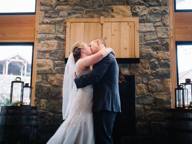 Jacqueline and Giovanni's Wedding in Fogelsville, Pennsylvania 15