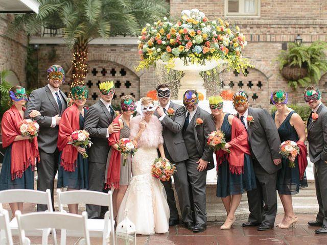Rebecca and Matthew's Wedding in New Orleans, Louisiana 12
