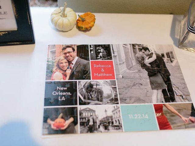 Rebecca and Matthew's Wedding in New Orleans, Louisiana 14