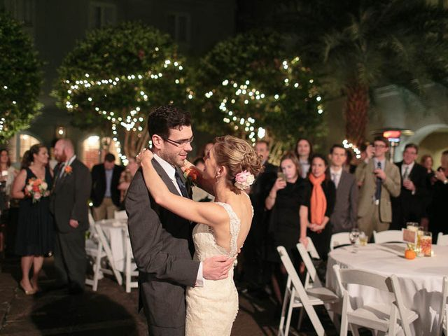Rebecca and Matthew's Wedding in New Orleans, Louisiana 20