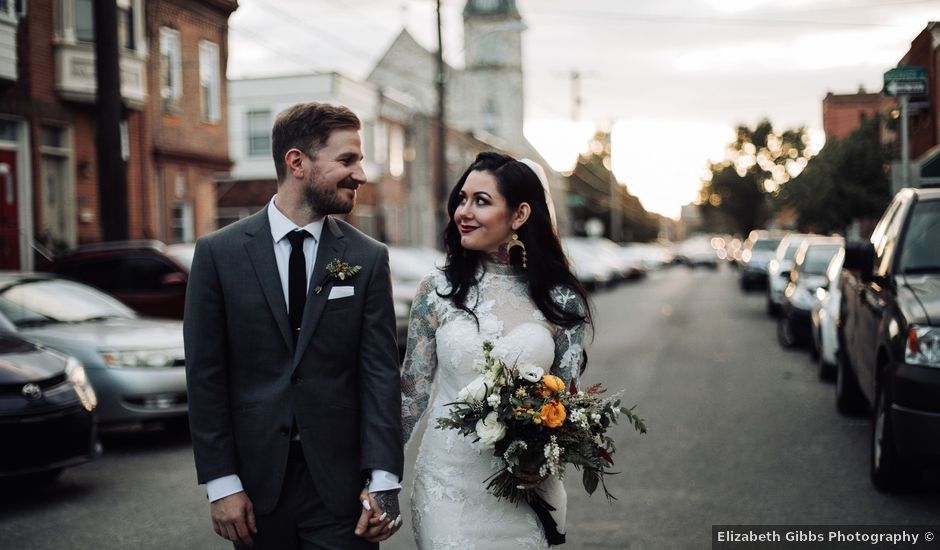 Dennis and Valerie's Wedding in Philadelphia, Pennsylvania