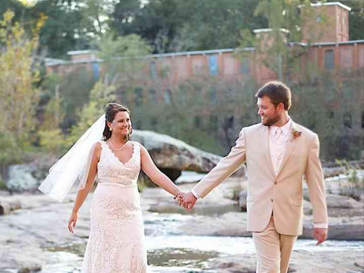 The wedding of Brandon and Nicole