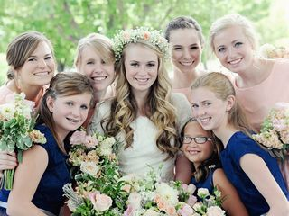 Kelly and Neils's Wedding in American Fork, Utah 3