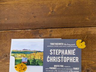 The wedding of Christopher and Stephanie 3