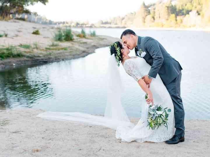 The wedding of Cristina and Elazar