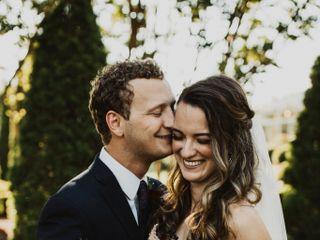 Christian and Monika's Wedding in Lynchburg, Virginia 5