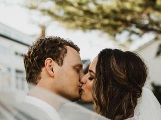 Christian and Monika's Wedding in Lynchburg, Virginia 6