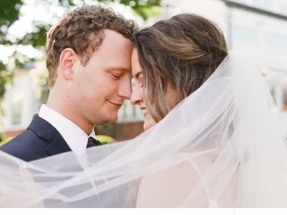 Christian and Monika's Wedding in Lynchburg, Virginia 9