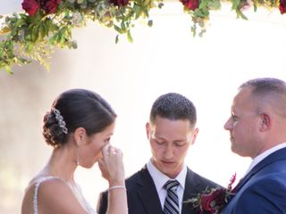 The wedding of Brittney and Ryan 1