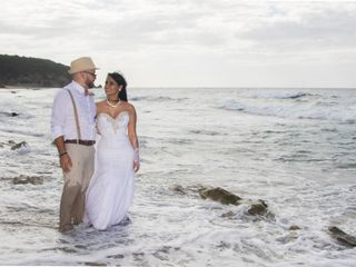 The wedding of Zuleida and Nelson 1