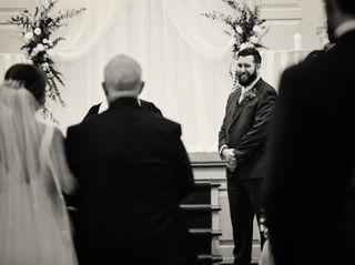 The wedding of Rhonda and Aaron 2