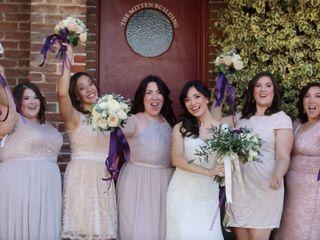 The wedding of Daniel and Alyssa 2