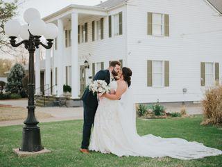 The wedding of Madison and Jacob