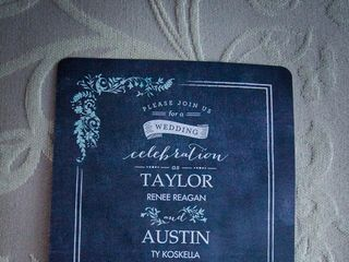 The wedding of Taylor and Austin 2