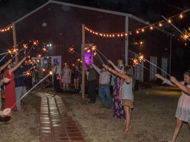 Emily and Chris's Wedding in Round Rock, Texas 18