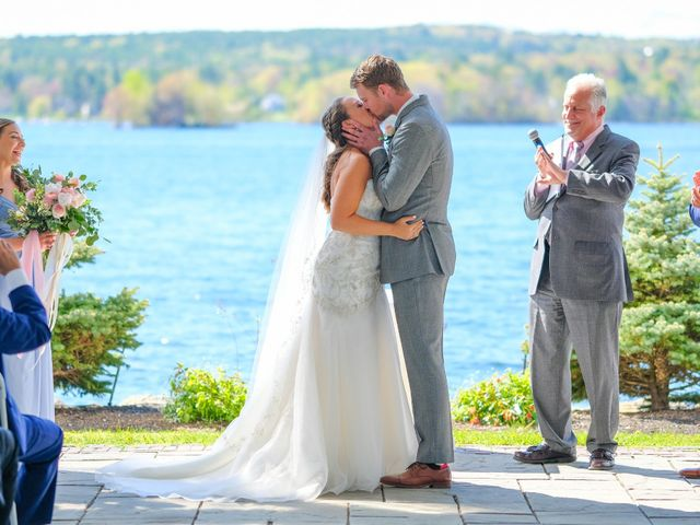 Jace and Alyson's Wedding in Laconia, New Hampshire 1