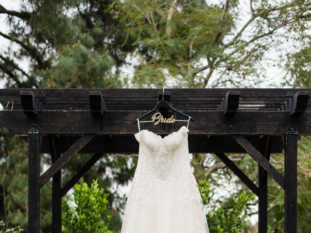 Chris and Arlete's Wedding in Granada Hills, California 4