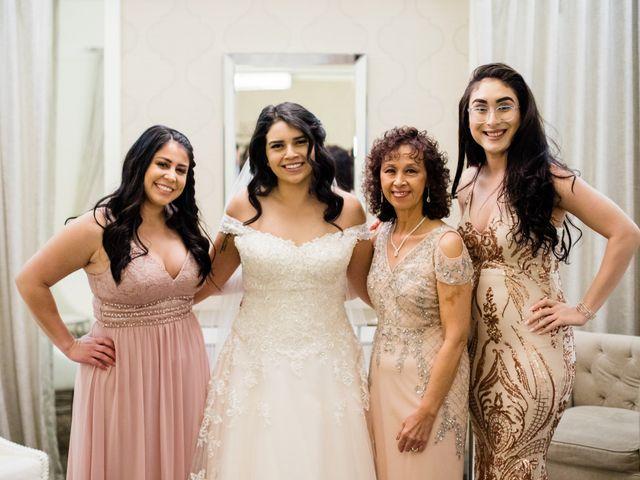 Chris and Arlete's Wedding in Granada Hills, California 8
