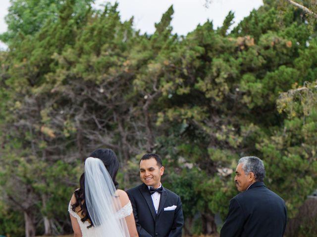 Chris and Arlete's Wedding in Granada Hills, California 10