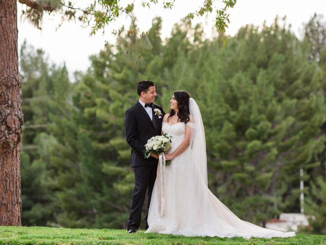 Chris and Arlete's Wedding in Granada Hills, California 1