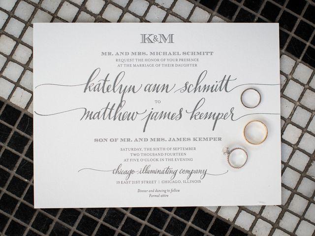 Katelyn and Matt's Wedding in North Chicago, Illinois 1