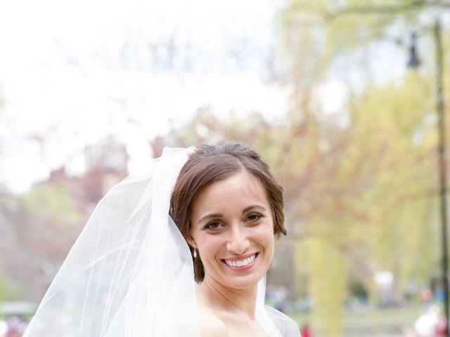 Maria and Steven's Wedding in Boston, Massachusetts 1
