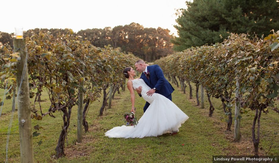 Ryan and Brittney's Wedding in Felton, Delaware