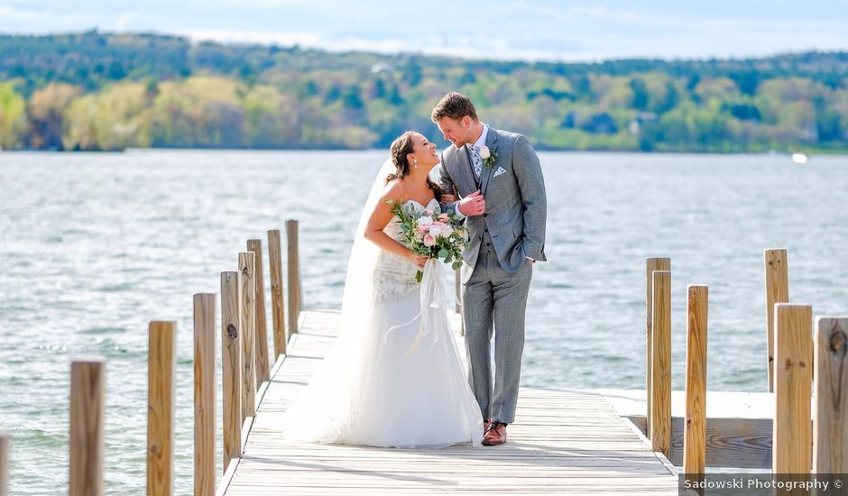 Jace and Alyson's Wedding in Laconia, New Hampshire