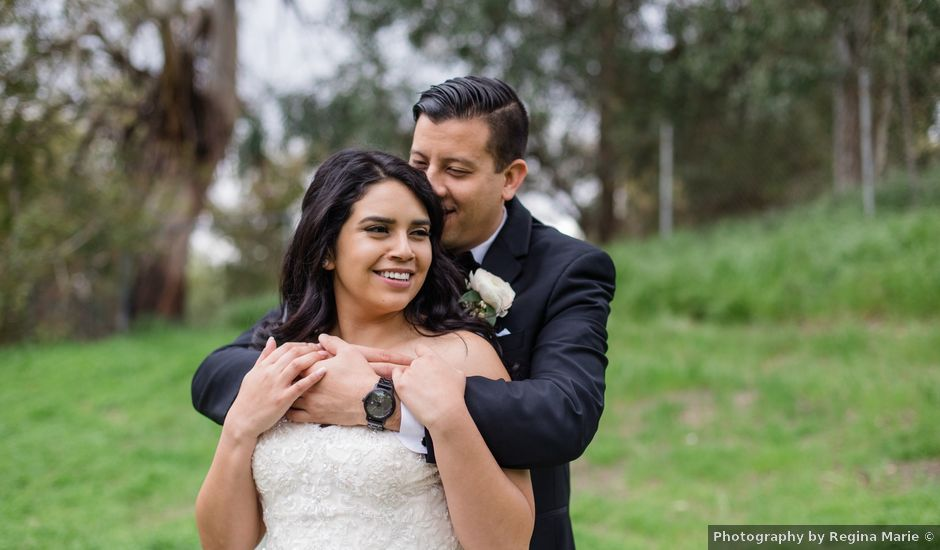 Chris and Arlete's Wedding in Granada Hills, California