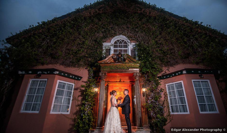 Alex and Celia's Wedding in Miami, Florida