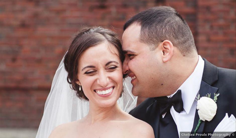 Maria and Steven's Wedding in Boston, Massachusetts