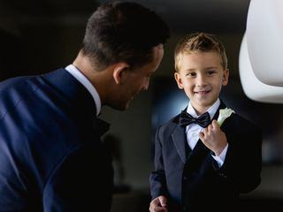 The wedding of Madison and Levi 1