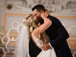 The wedding of Madison and Levi