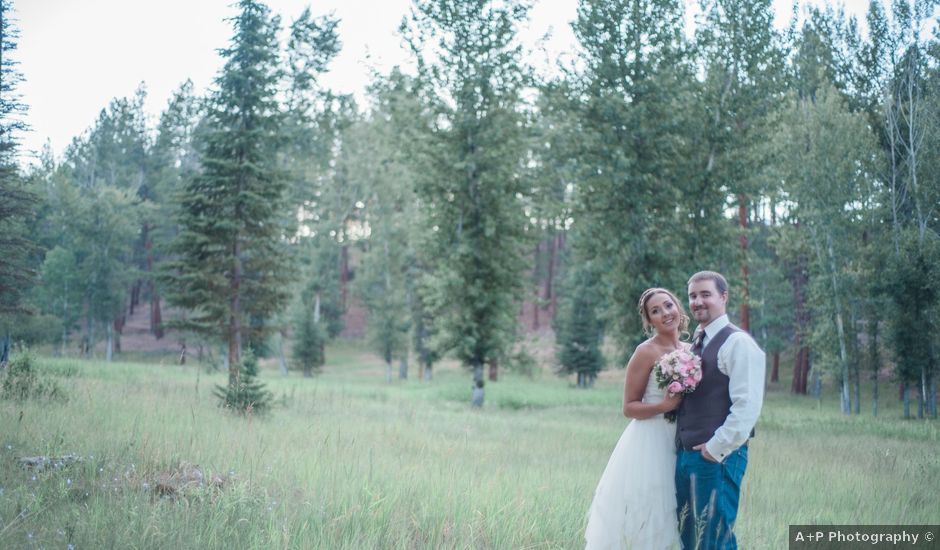 Morgan and Jake's Wedding in Darby, Montana