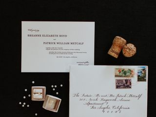The wedding of Breanne and Patrick 1