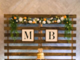 The wedding of Bertha and Michael 2
