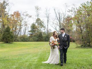 The wedding of Jessy and Matt