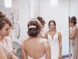 The wedding of Noel and Zelia 2