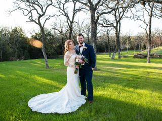 The wedding of Kayla and Brian