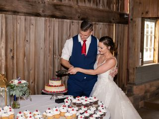 The wedding of Sage and Todd 2