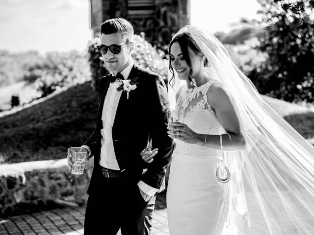 Giovanni and Erin's Wedding in Rome, Italy 1