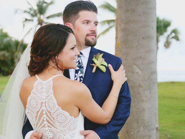 Javier and Katie's Wedding in Isabela, Puerto Rico 1