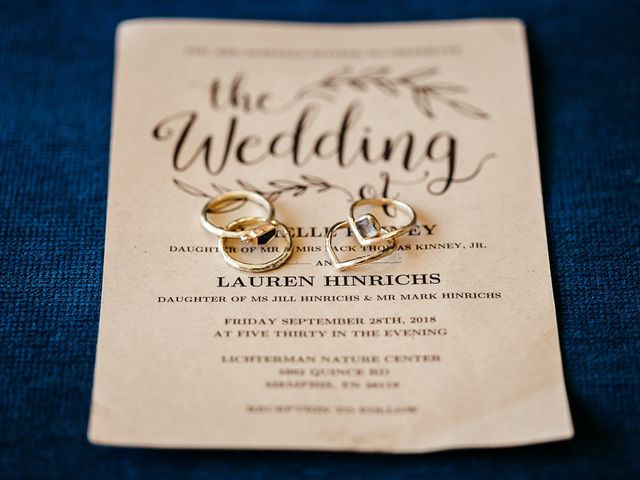 Michelle and Lauren's Wedding in Memphis, Tennessee 6