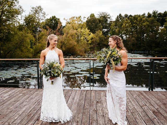 Michelle and Lauren's Wedding in Memphis, Tennessee 26
