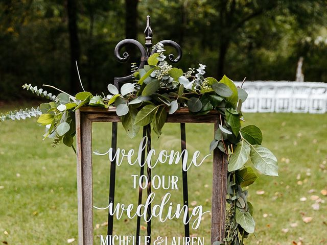Michelle and Lauren's Wedding in Memphis, Tennessee 34