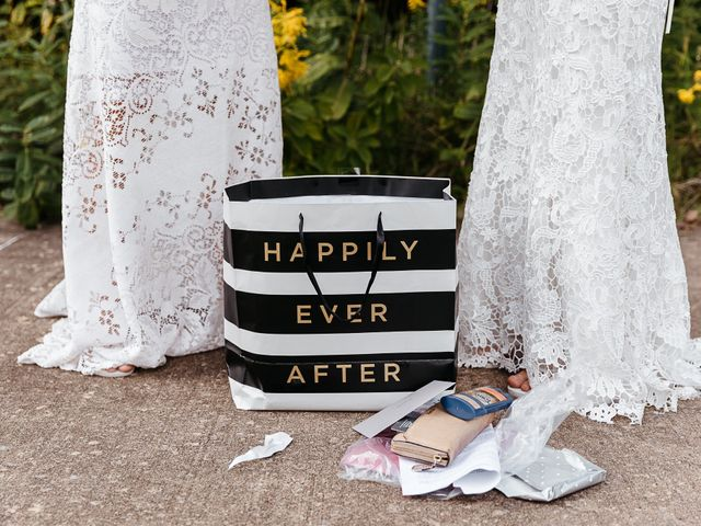 Michelle and Lauren's Wedding in Memphis, Tennessee 42