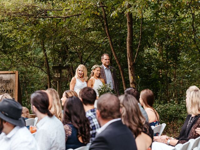 Michelle and Lauren's Wedding in Memphis, Tennessee 70