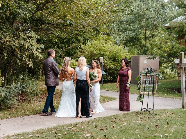 Michelle and Lauren's Wedding in Memphis, Tennessee 71